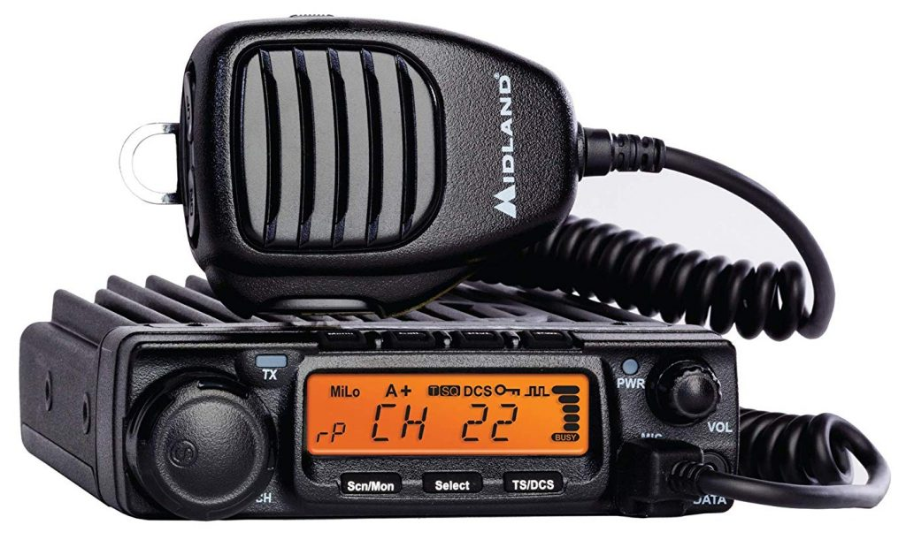 List of Repeater Capable GMRS Radios
